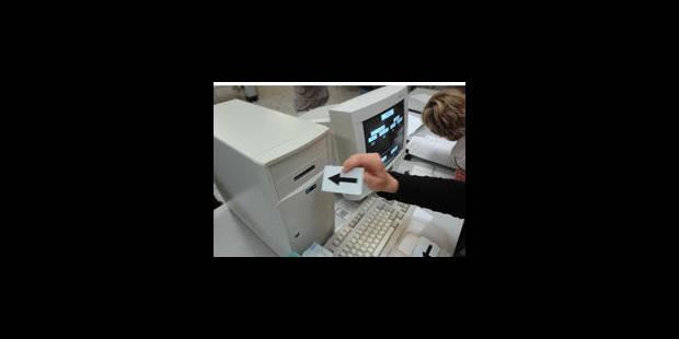 Un nouveau système de vote électronique pour les élections sociales de 2012 - La Libre