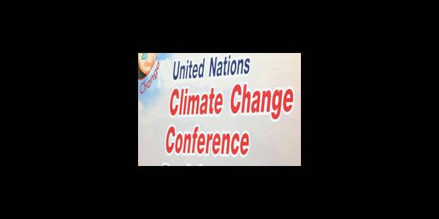Climat: six mois pour sauver le protocole de Kyoto - La Libre