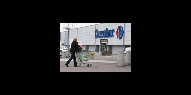 Carrefour: Action des syndicats européens - La Libre