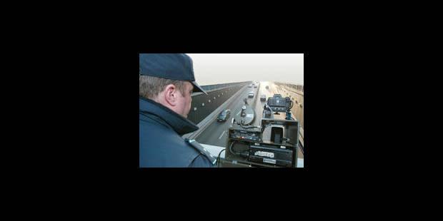 Tunnel Louise à 95 km/h: acquitté! - La Libre