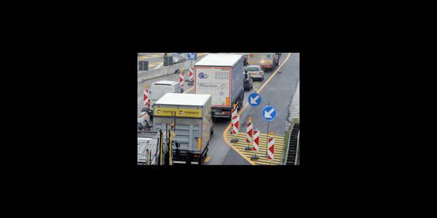 Fin du chantier entre Obourg et Houdeng - La Libre