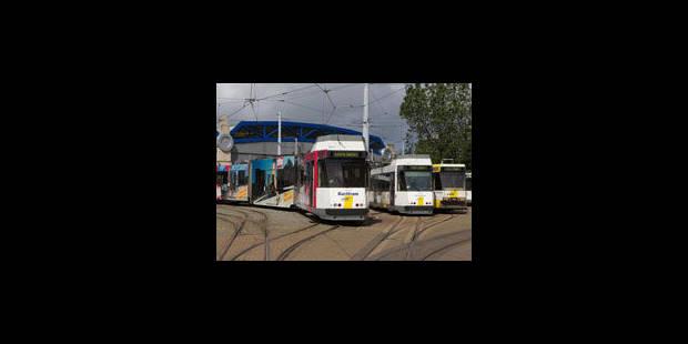 Des trams autour de Bruxelles - La Libre
