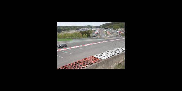 Gérard Lopez serait intéressé par le rachat du circuit de Spa-Francorchamps - La Libre