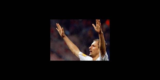 Jovanovic à Anderlecht: c'est fait ! - La Libre