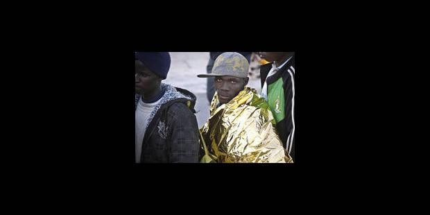 2000 migrants à Lampedusa ce week-end - La Libre
