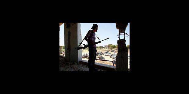 Libye: les combats se poursuivent à Tripoli - La Libre