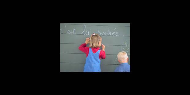 Vers la fin du redoublement à l'école - La Libre