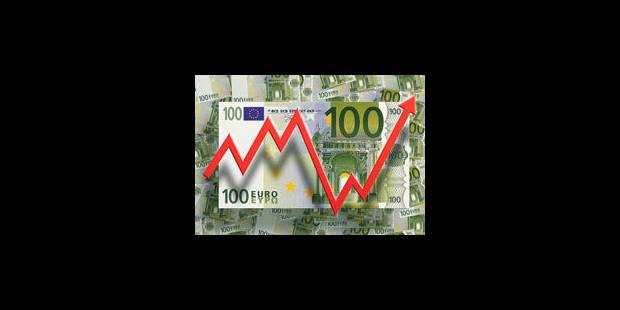 La croissance belge au dessus de la moyenne de la zone euro - La Libre