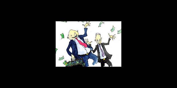 Les contribuables belges payent la facture - La Libre