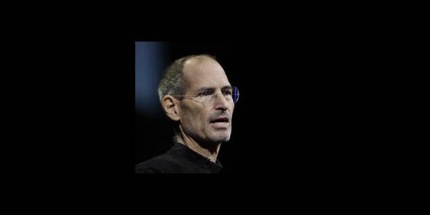 Jobs, l'homme qui refusait de voir son père et s'emportait devant Obama - La Libre