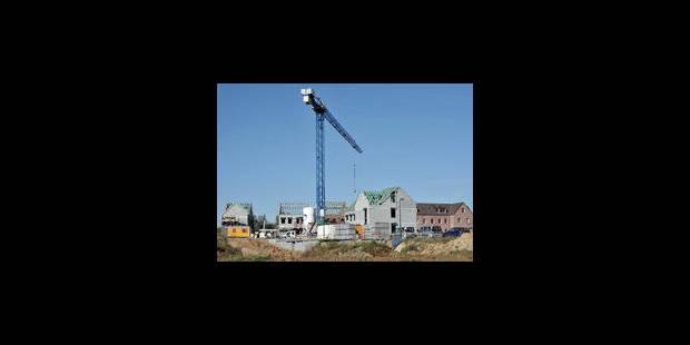 Terrains bâtis et résidentiels en hausse - La Libre