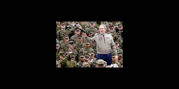 Faut-il juger l'ancien président Bush ? - La Libre