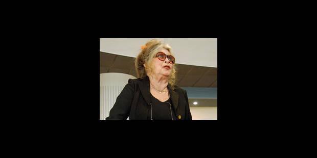 Brigitte Bardot part en croisade contre les baleiniers japonais - La Libre