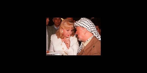 Souha, l'épouse controversée de Yasser Arafat - La Libre