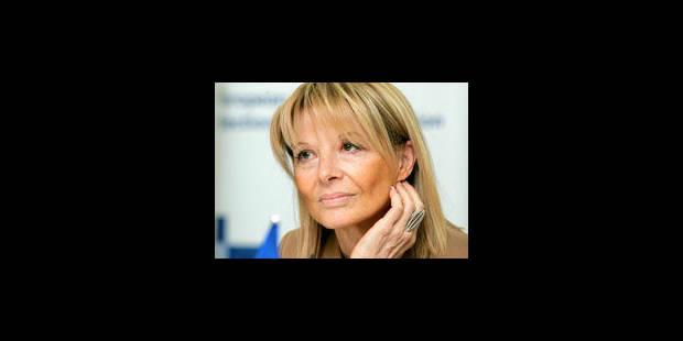 """Véronique De Keyser élue """"femme d'exception de Wallonie"""" - La Libre"""