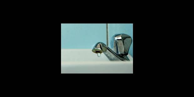 Pénurie d'eau en Wallonie : situation pas alarmante - La Libre