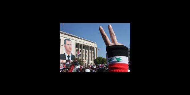 Conseil des droits de l'homme: session spéciale sur la syrie vendredi - La Libre