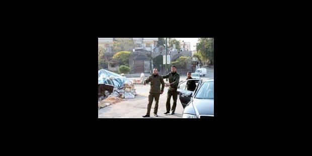 Syrie: plusieurs militaires et civils tués dans les attentats à Damas - La Libre