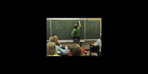 Ecoles flamandes à Bruxelles: la Communauté française déboutée - La Libre