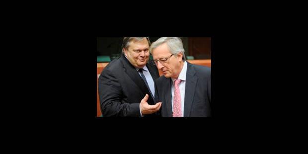 La zone euro met la pression sur la Grèce et ses créanciers - La Libre