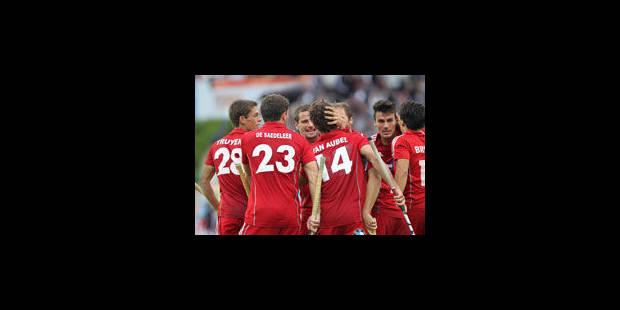 Les Red Lions débutent leur stage en battant la France - La Libre
