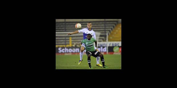 Anderlecht - Cercle Bruges 4-0 - La Libre