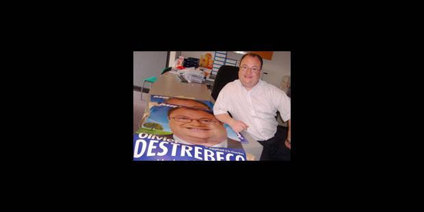 Olivier Destrebecq veut taxer les indemnités de grève - La Libre