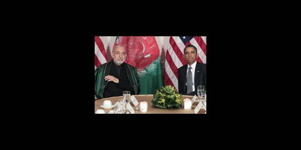 """""""Obama manque de leadership en Afghanistan"""" - La Libre"""