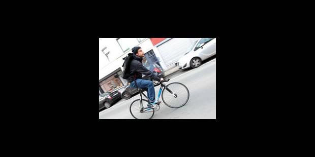 La capitale braquée sur le vélo - La Libre