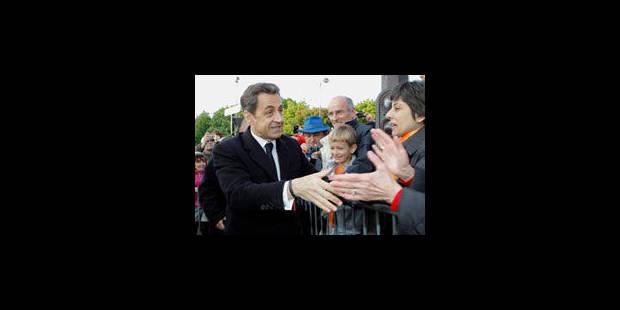 """Sarkozy: """"il n'y aura pas d'accord avec le Front national"""" - La Libre"""