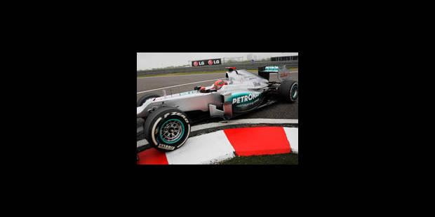 Victoire de Vettel devant Räikkönen et Grosjean à Bahreïn - La Libre