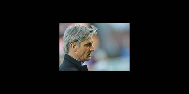 José Riga quitte le Standard pour le Qatar - La Libre