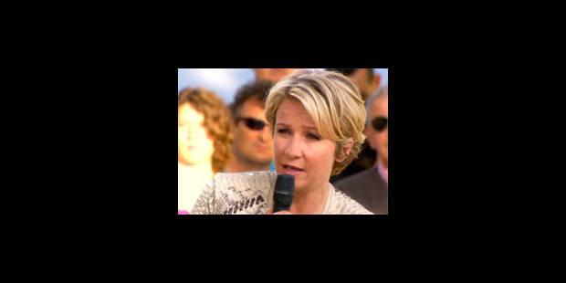 Mercato des animateurs: Ariane Massenet quitterait le Grand Journal - La Libre
