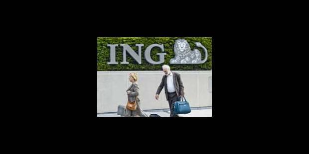 ING surfe sur la peur fiscale des Français - La Libre
