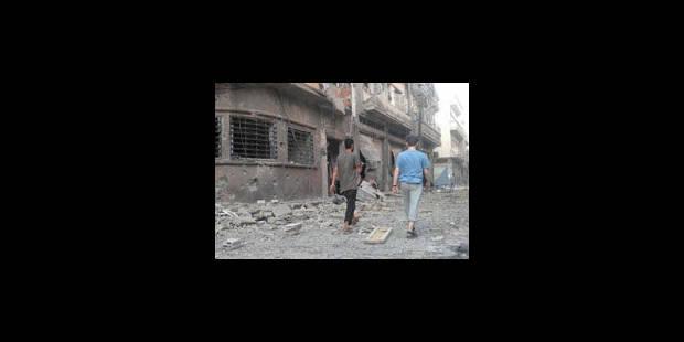 Massacre en Syrie: l'opposition veut une résolution contraignante de l'ONU - La Libre