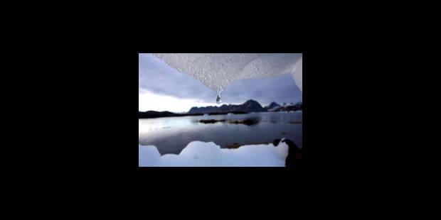 97% de la calotte glacière du Groenland a fondu - La Libre