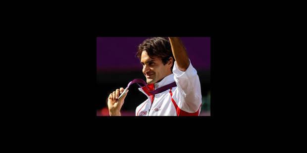 Federer veut se relancer après les Jeux - La Libre