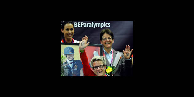 Paralympiques : les athlètes belges sont rentrés au bercail - La Libre