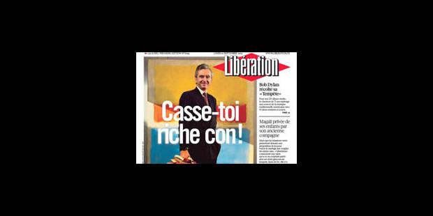 """""""Libération"""" ou le mauvais choc des mots - La Libre"""