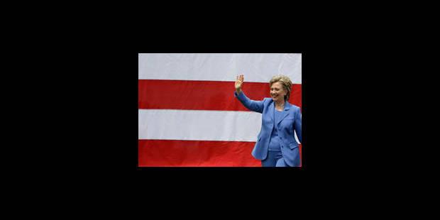 Hillary Clinton, candidate en 2016 ? - La Libre