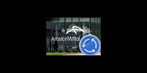 ArcelorMittal retire 37 milliards de Belgique - La Libre