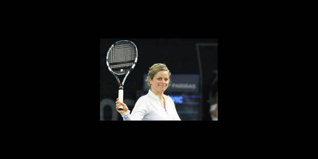 Clijsters fera ses adieux contre Venus - La Libre