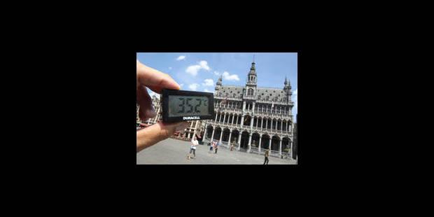 205 Belges décédés à cause de la vague de chaleur - La Libre