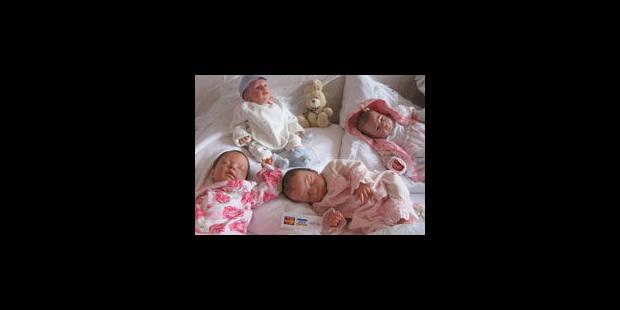 Treize bébés derrière les barreaux en Belgique - La Libre