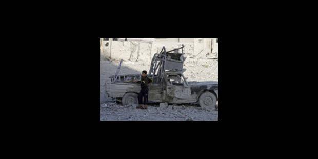 """A Gaza, """"les gens sont terrifiés"""" - La Libre"""