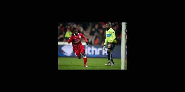 Le Standard déroule face à Charleroi : 6-1 - La Libre