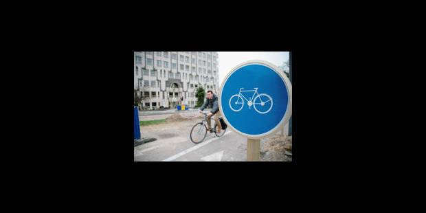 Sortez les vélos! La loi sur les rues cyclables entre en vigueur - La Libre
