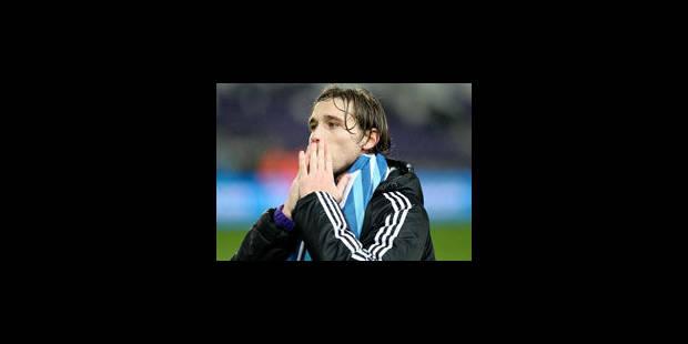 Biglia pose un lapin à Anderlecht ! - La Libre
