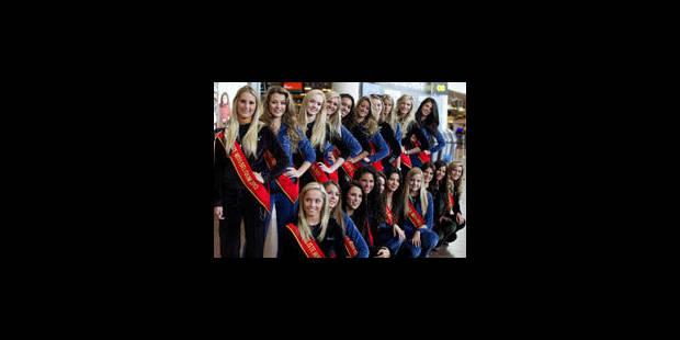 Qui sera Miss Belgique 2013? - La Libre