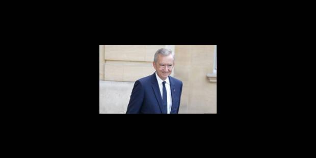 Le parquet est opposé à la naturalisation d'Arnault - La Libre